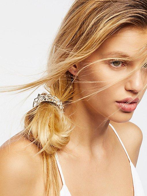 Product Image: 锁链发髻发圈