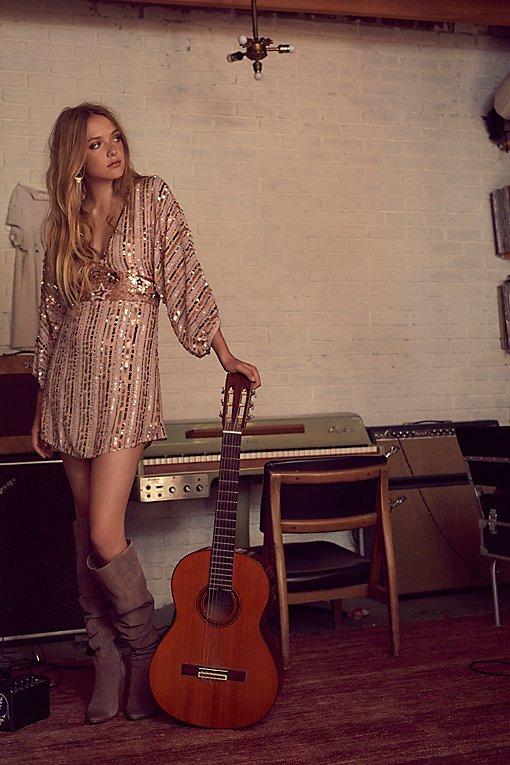Product Image: Celeste Sequin Mini Dress