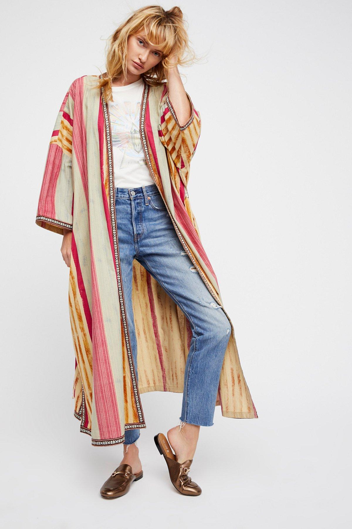 Meadowsweet Robe