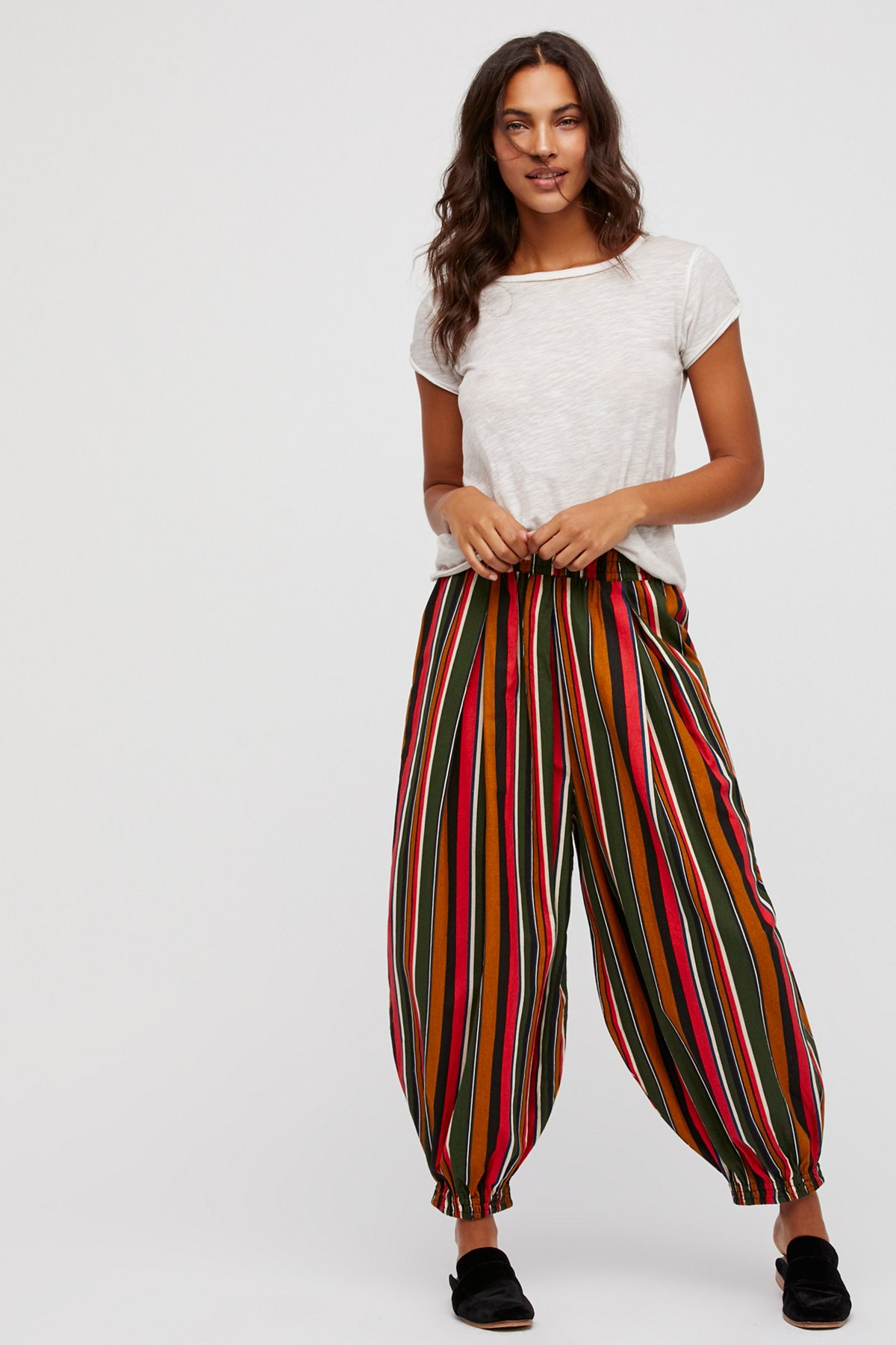 Oh These Balloon Trousers