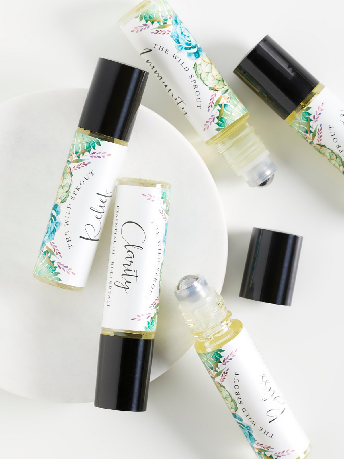 Aromatherapy Rollerball