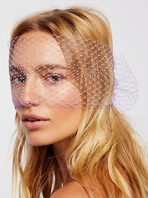 Product Image: Violette Tie On Veil