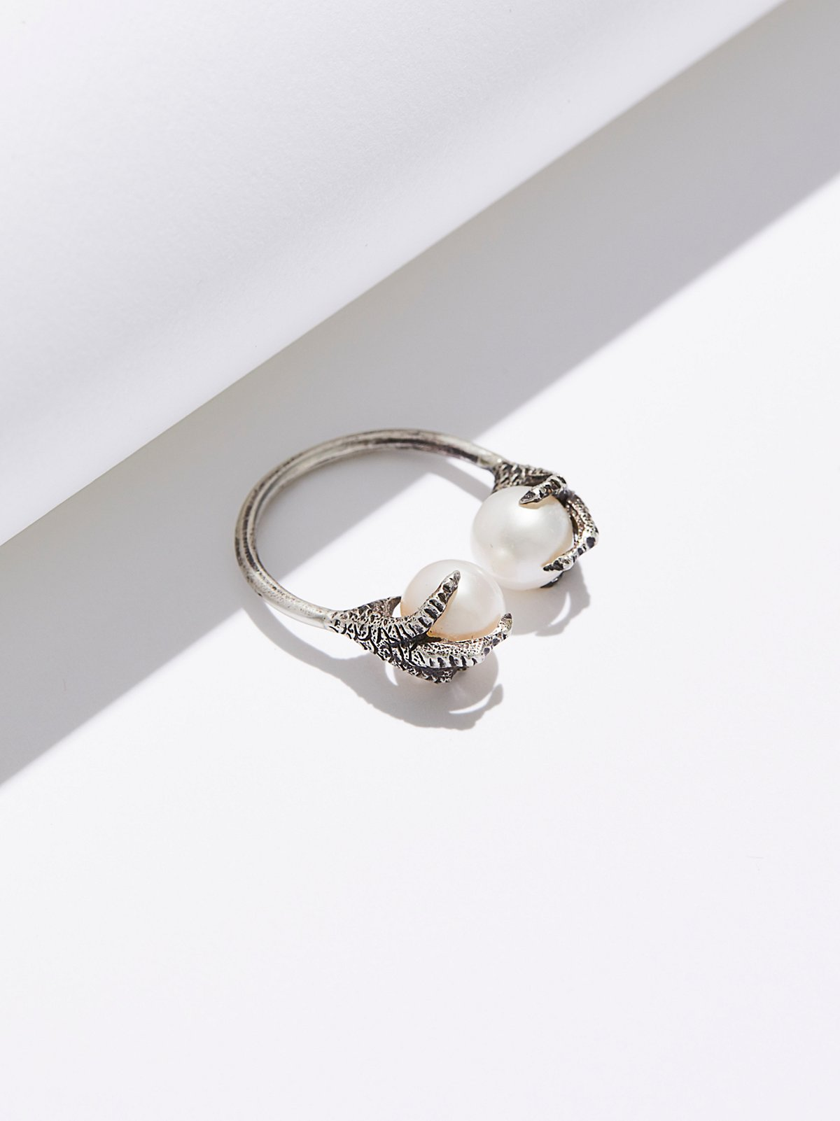 Altaira Sterling Pearl Ring