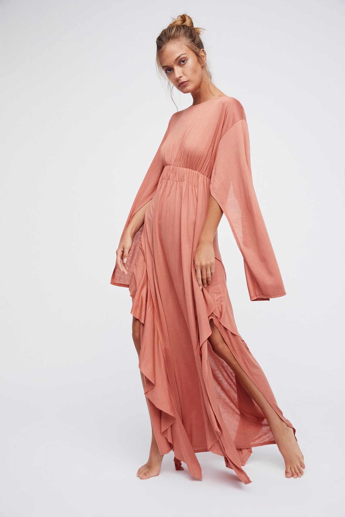 971cf6846e Fp Beach Copper Fantasy Maxi Dress At Free People Clothing Boutique ...