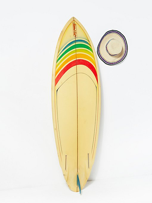 Product Image: 1980s Vintage Short Board