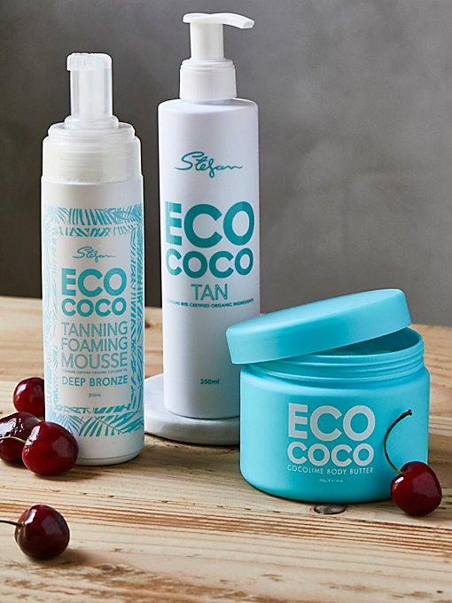 Product Image: EcoCoco Tanning Mousse