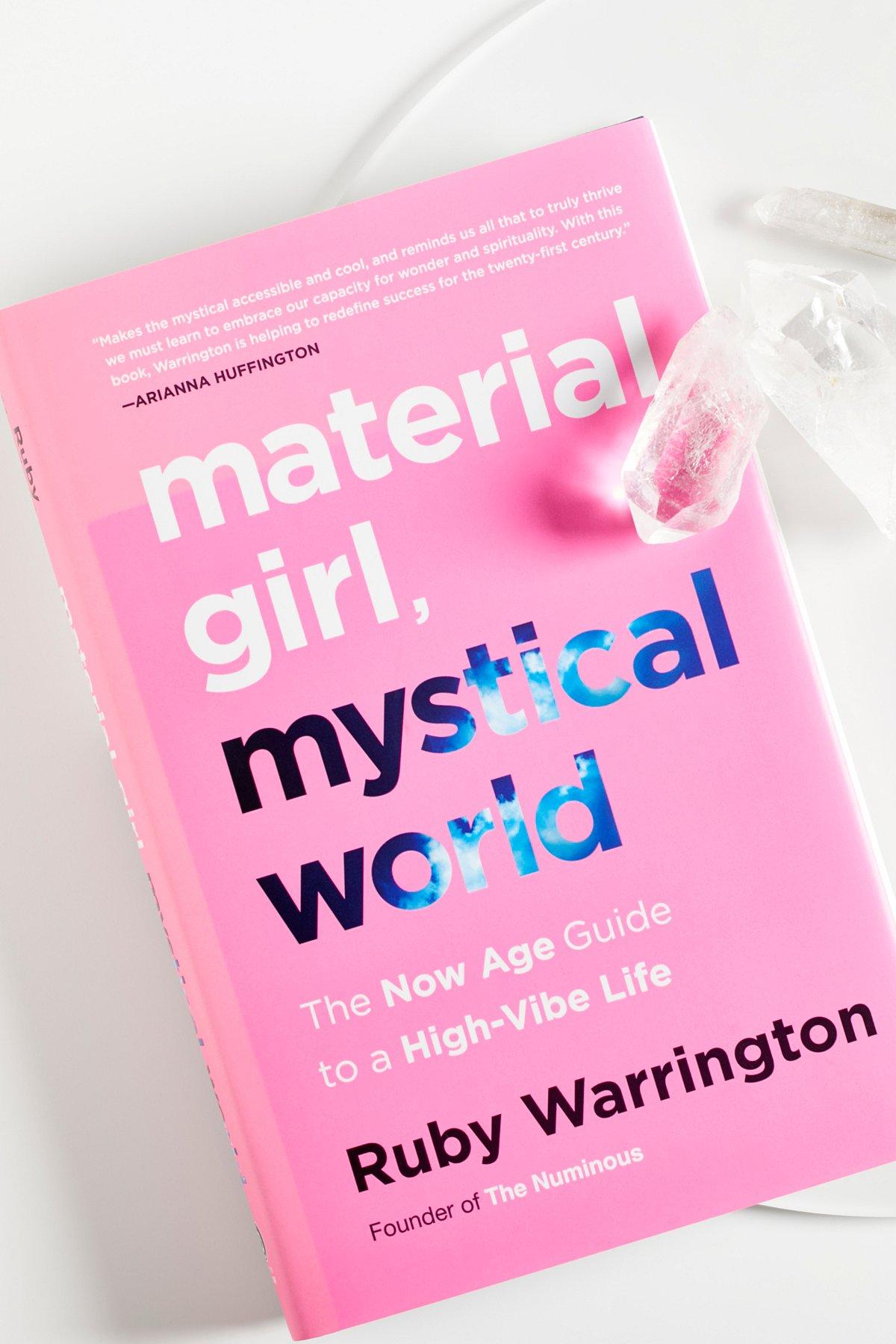 《物质女孩,神秘世界》