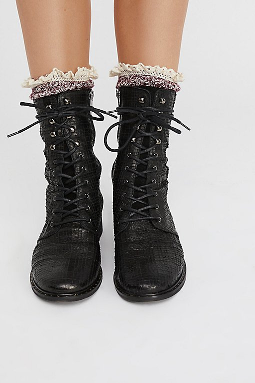 Product Image: Fort Night Lace Up Boot