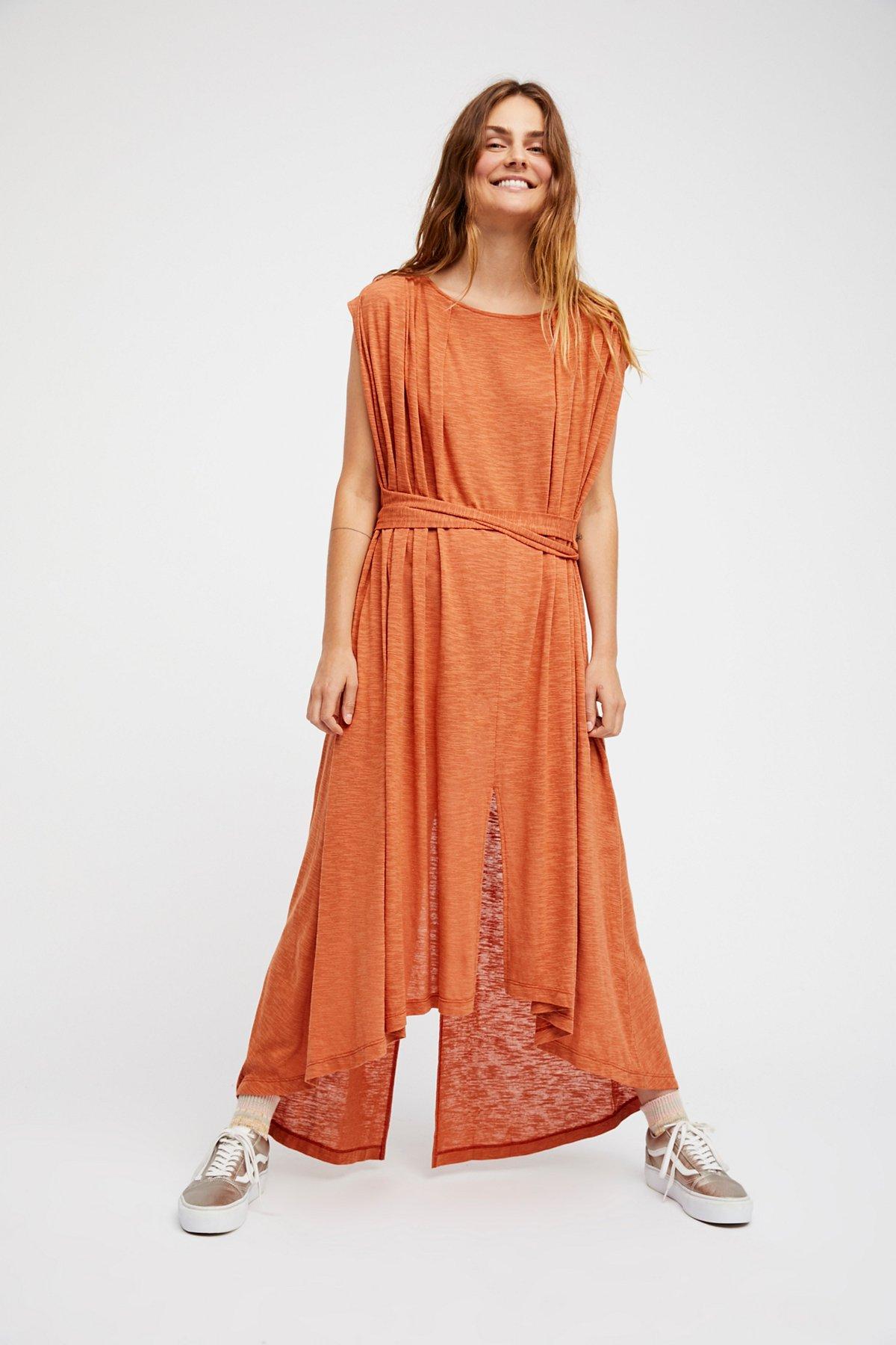 Portobello长款连衣裙
