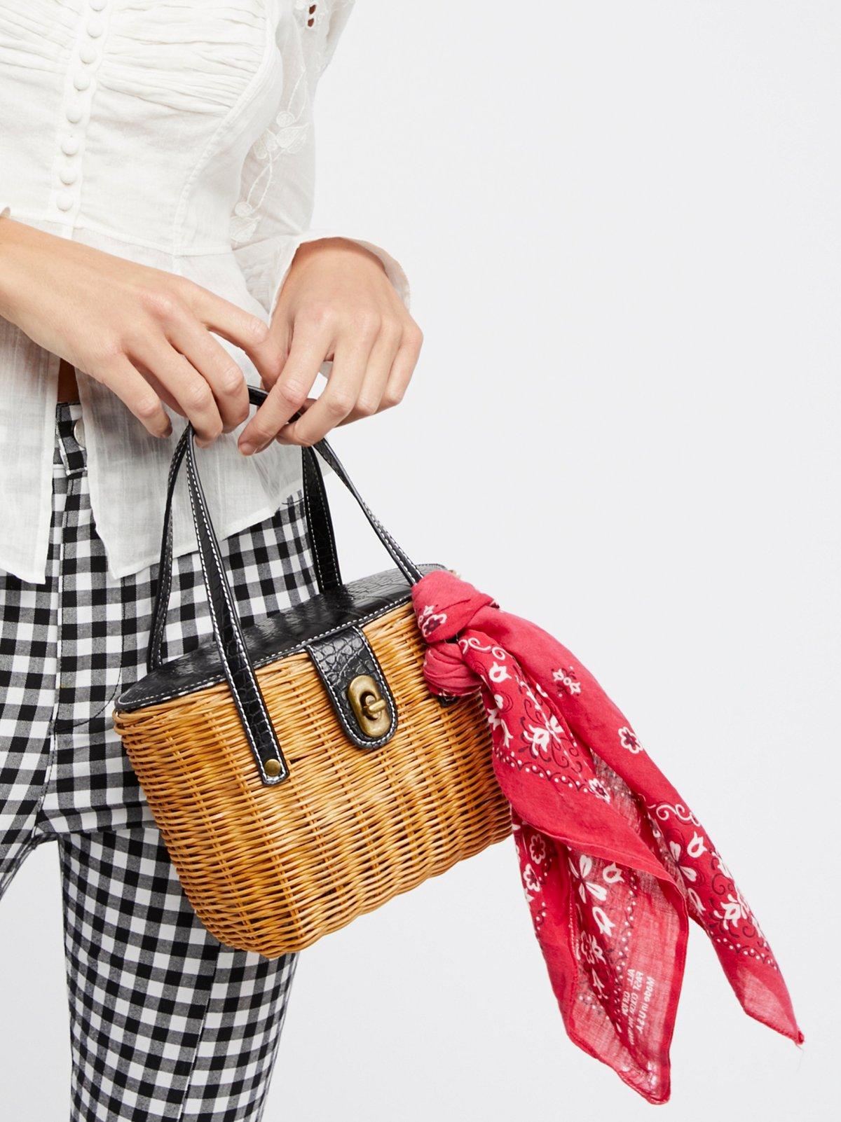 Juliette Basket Bag