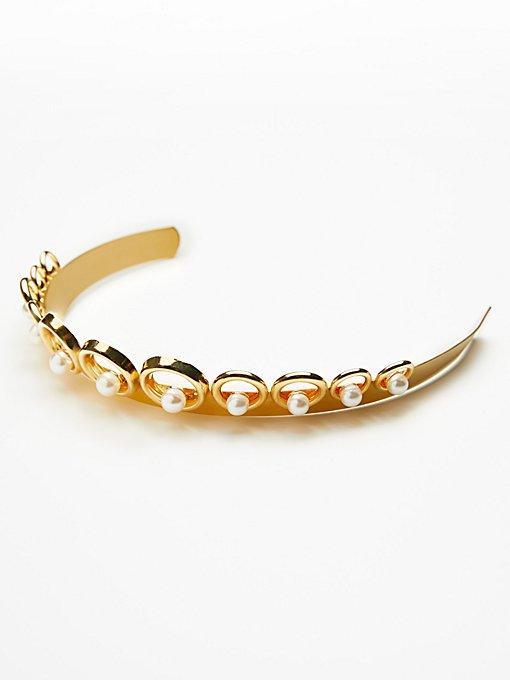 Product Image: Pearl Hoop Crown