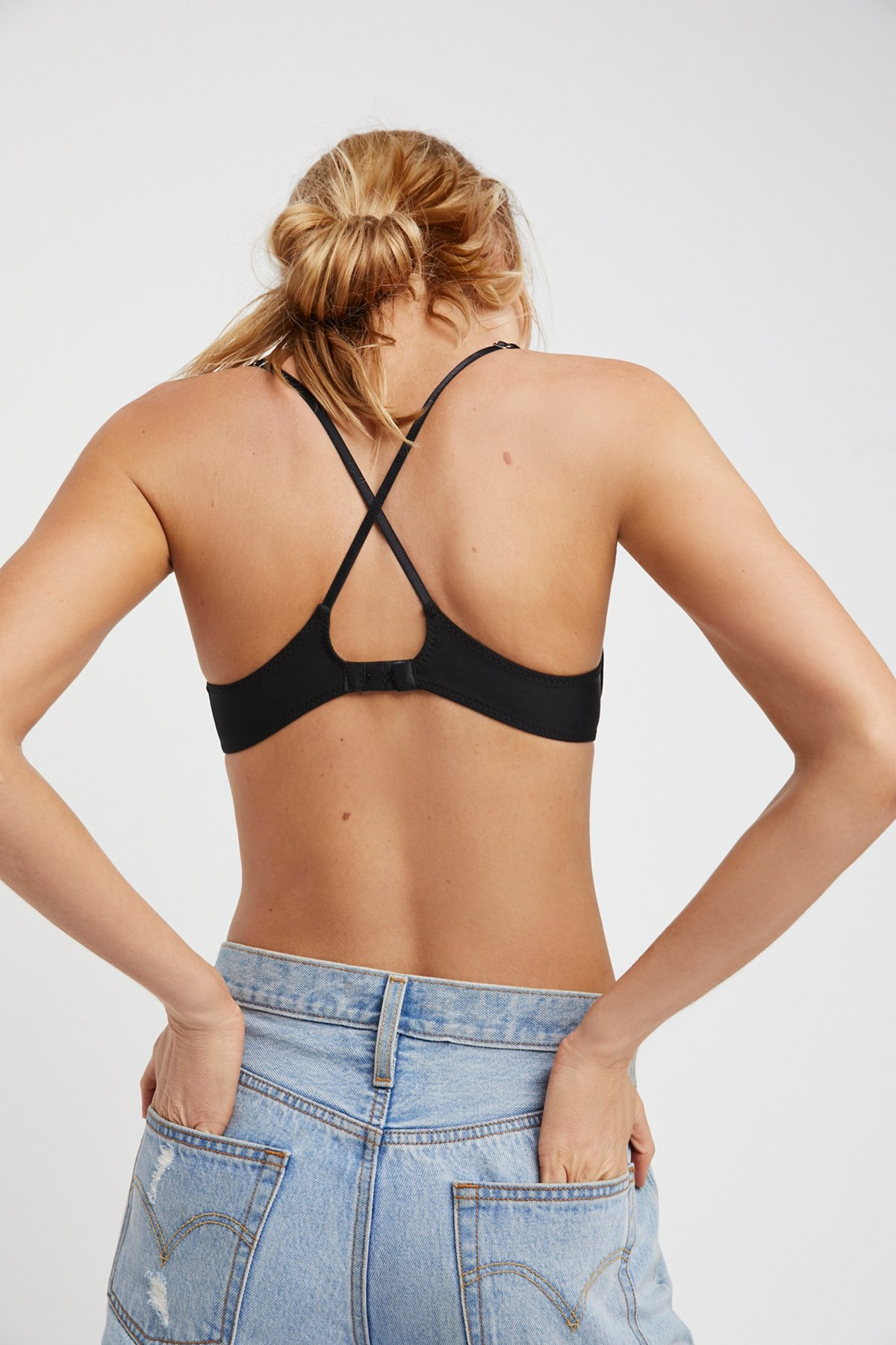 Second Skins Racerback Bra