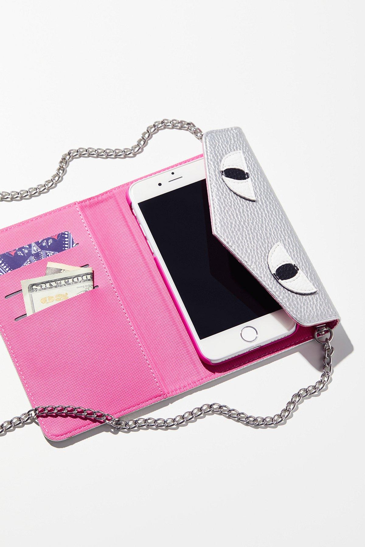 Monster Crossbody iPhone Case