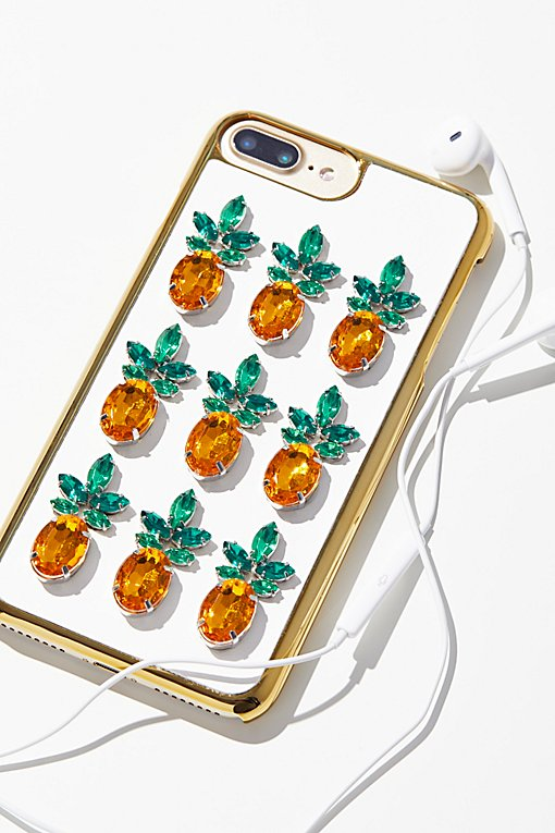 Product Image: Pineapple Gem iPhone Case
