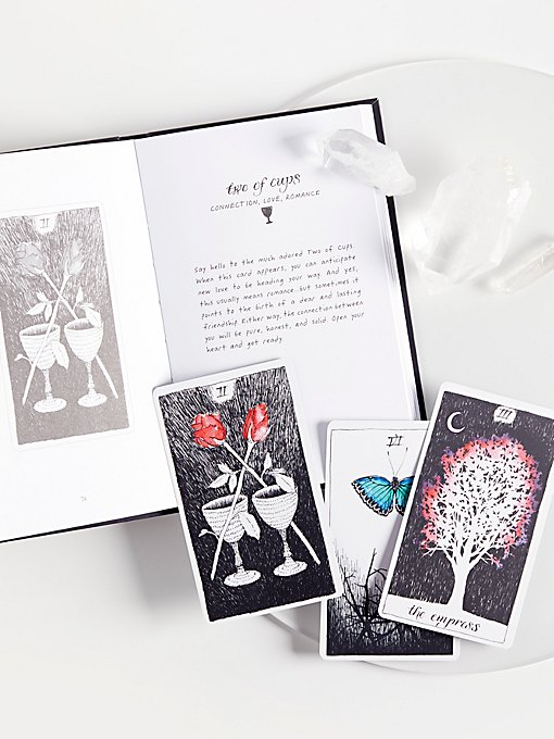 Product Image: The Wild Unknown Tarot Deck & Guidebook