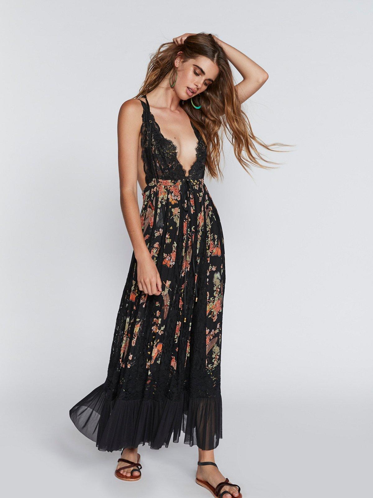 I'll Take U Farrer Dress