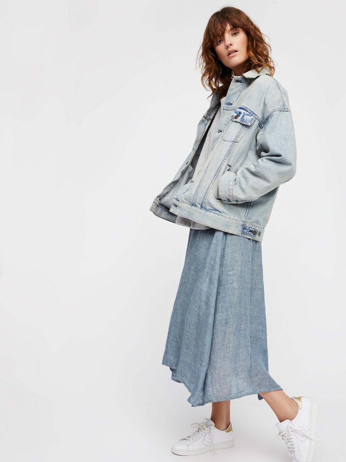 Lula Midi Skirt