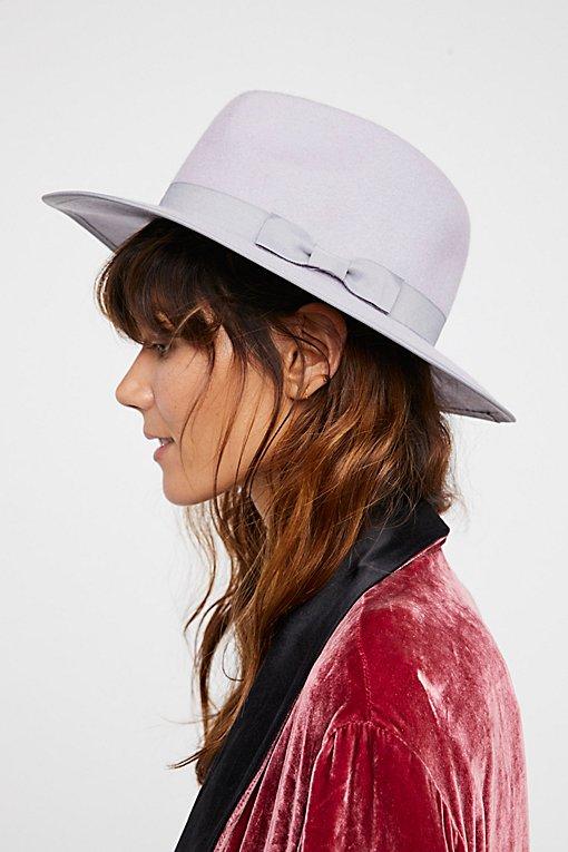 Product Image: Beau Banded Felt Hat