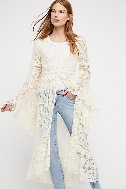 Product Image: Rhiannon Lace Kimono