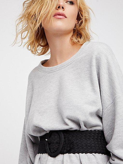Product Image: Back To Basics Elastic Belt