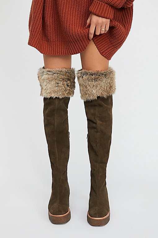 Product Image: Alps Over-The-Knee Boot