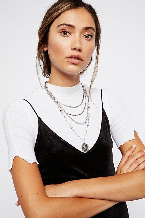 Product Image: Maritzah Medallion Necklace