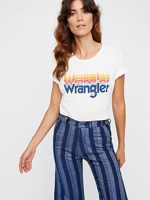Product Image: Wrangler Tee