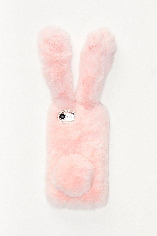 Product Image: Faux Fur Bunny Case