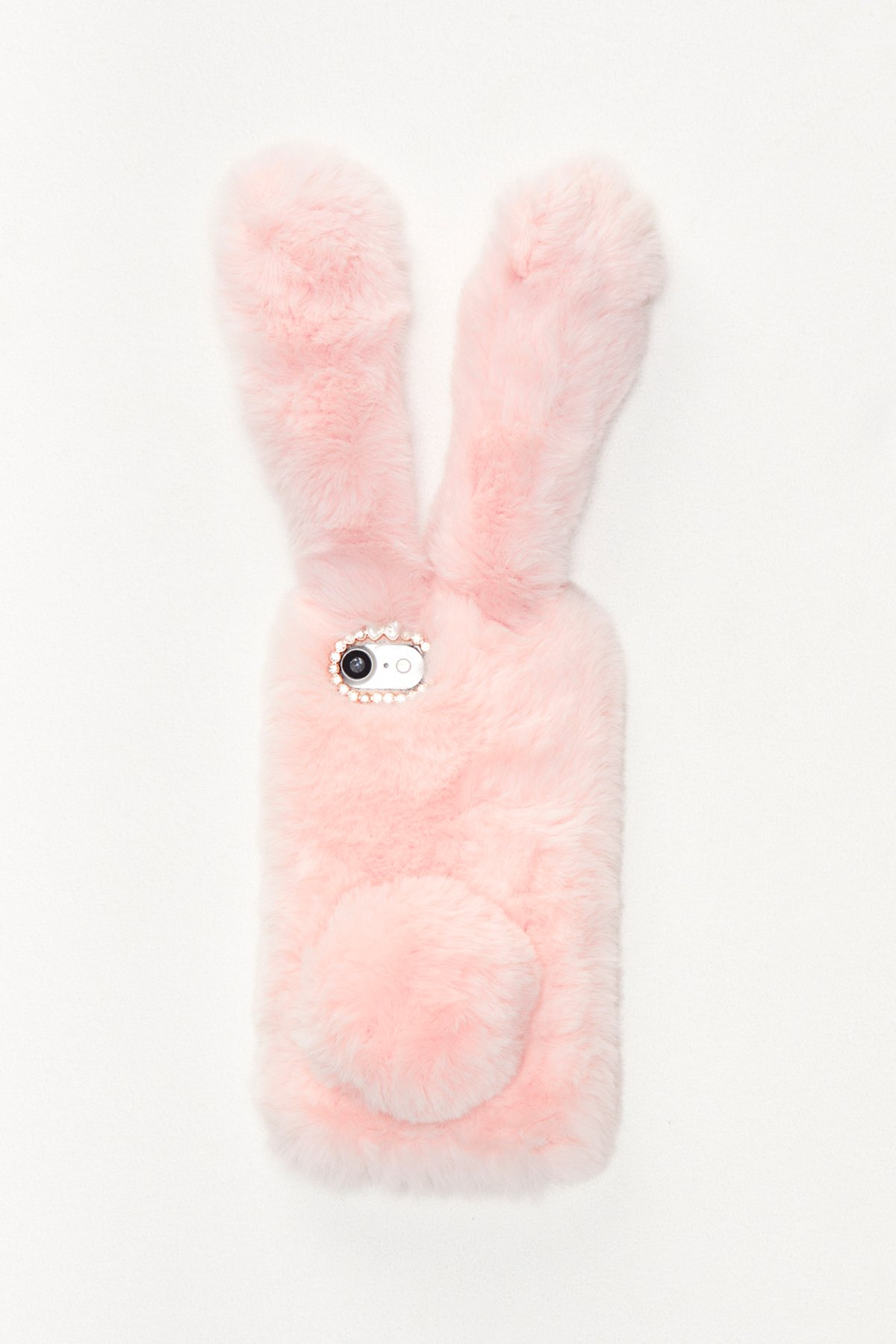 Faux Fur Bunny Case