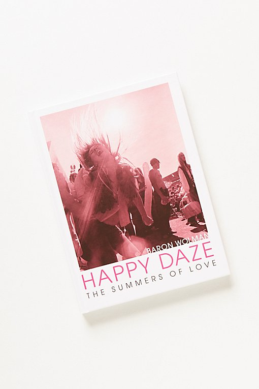 Product Image: Happy Daze: Summers of Love by Baron Wolman