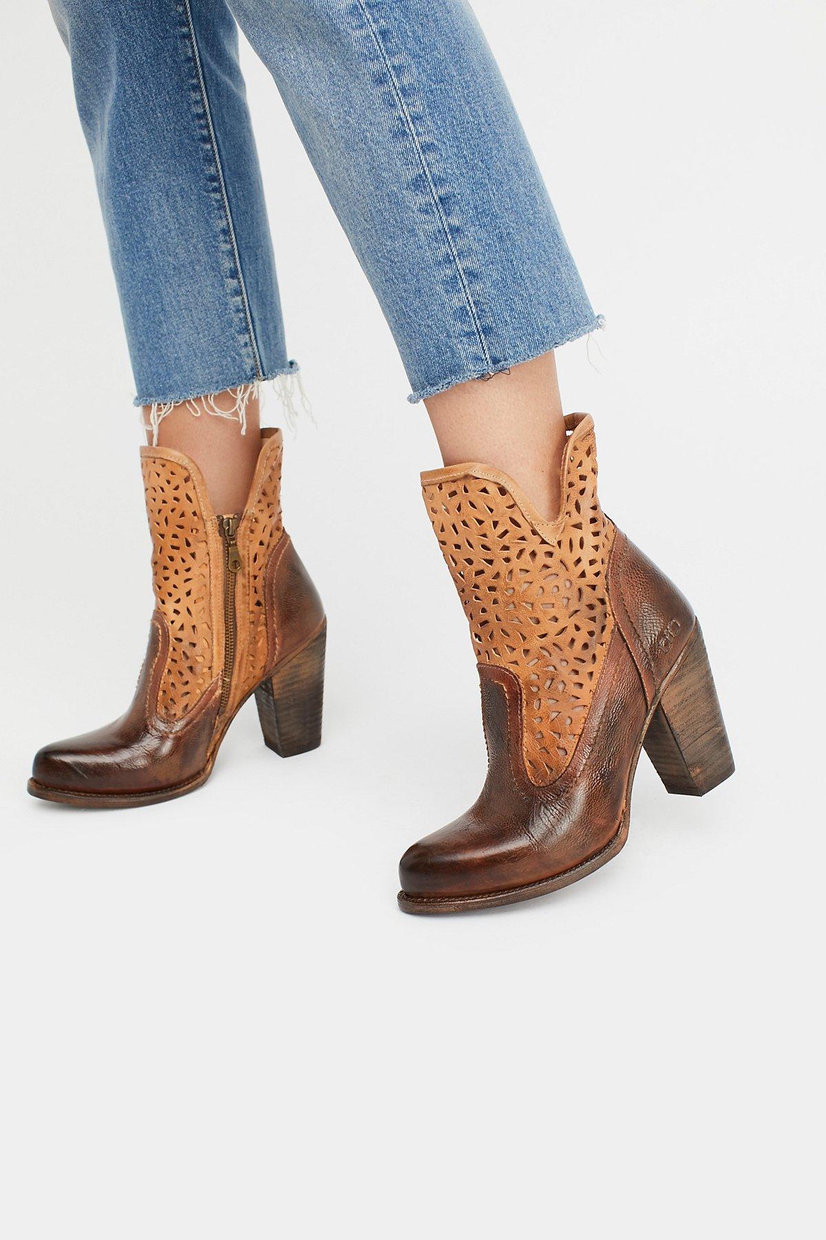 Skylar Heel Boot