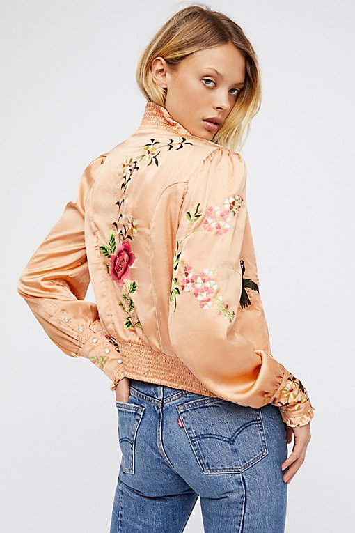 Product Image: Bali Just Peachy Jacket