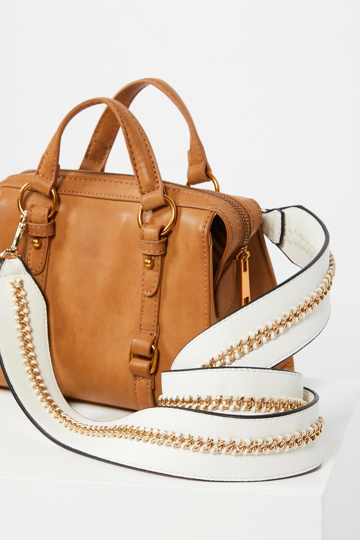 Vegan Chain Bag Strap