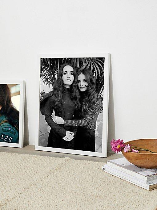 Product Image: Baron Wolman - The Sanchez Twins Print