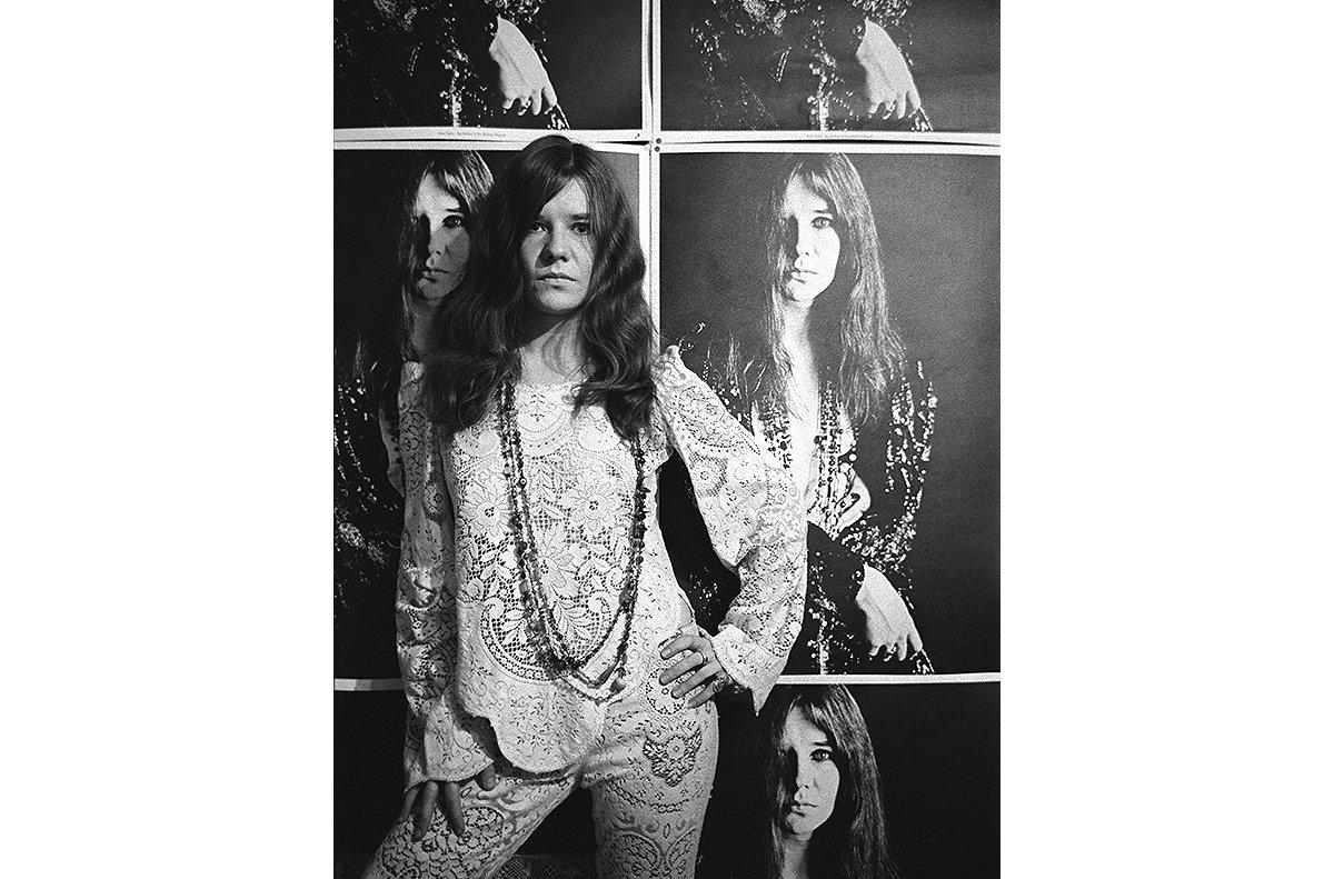 Baron Wolman - Janis Joplin Print