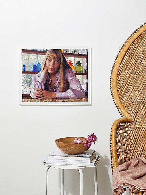 Product Image: Baron Wolman - Joni Mitchell Print