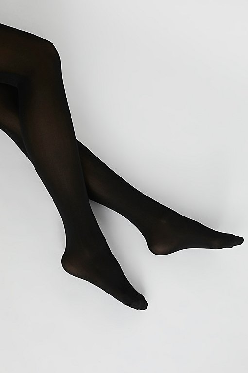 Product Image: Leader Of The Pack Opaque Tights