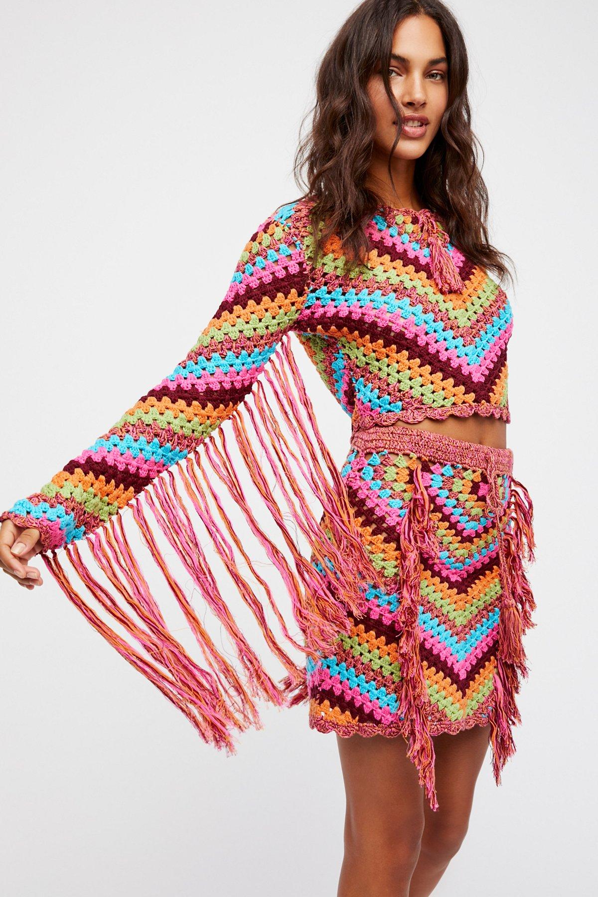 Joni Crochet Set