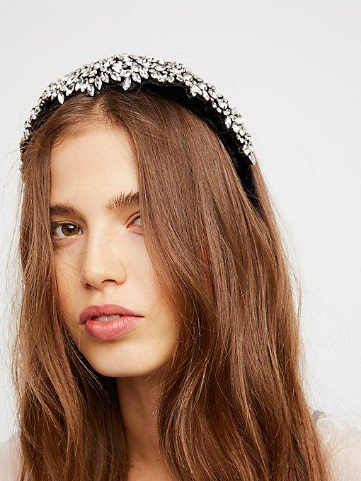 Product Image: Encrusted Crystal Headband