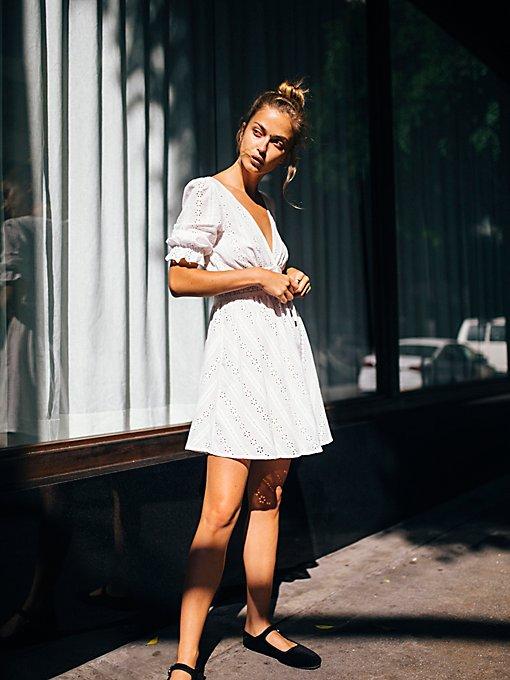 Product Image: Cotton Eyelet Dress