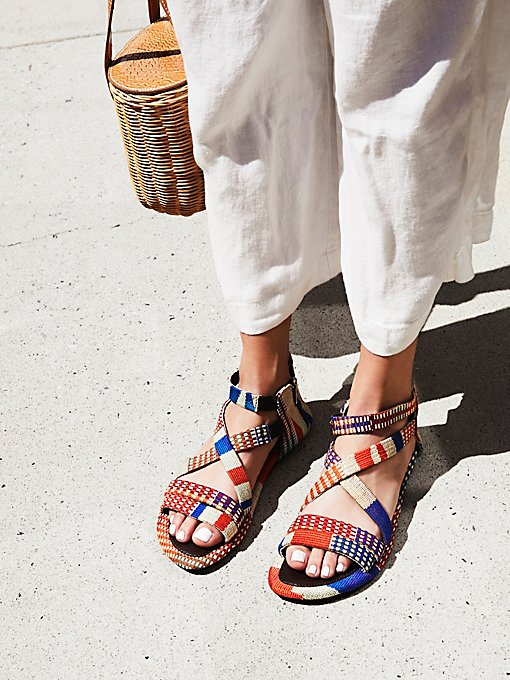 Product Image: Woven Sandal