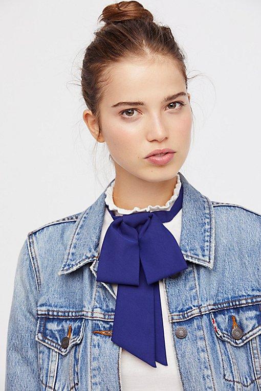 Product Image: Anika Bow Neck Tie