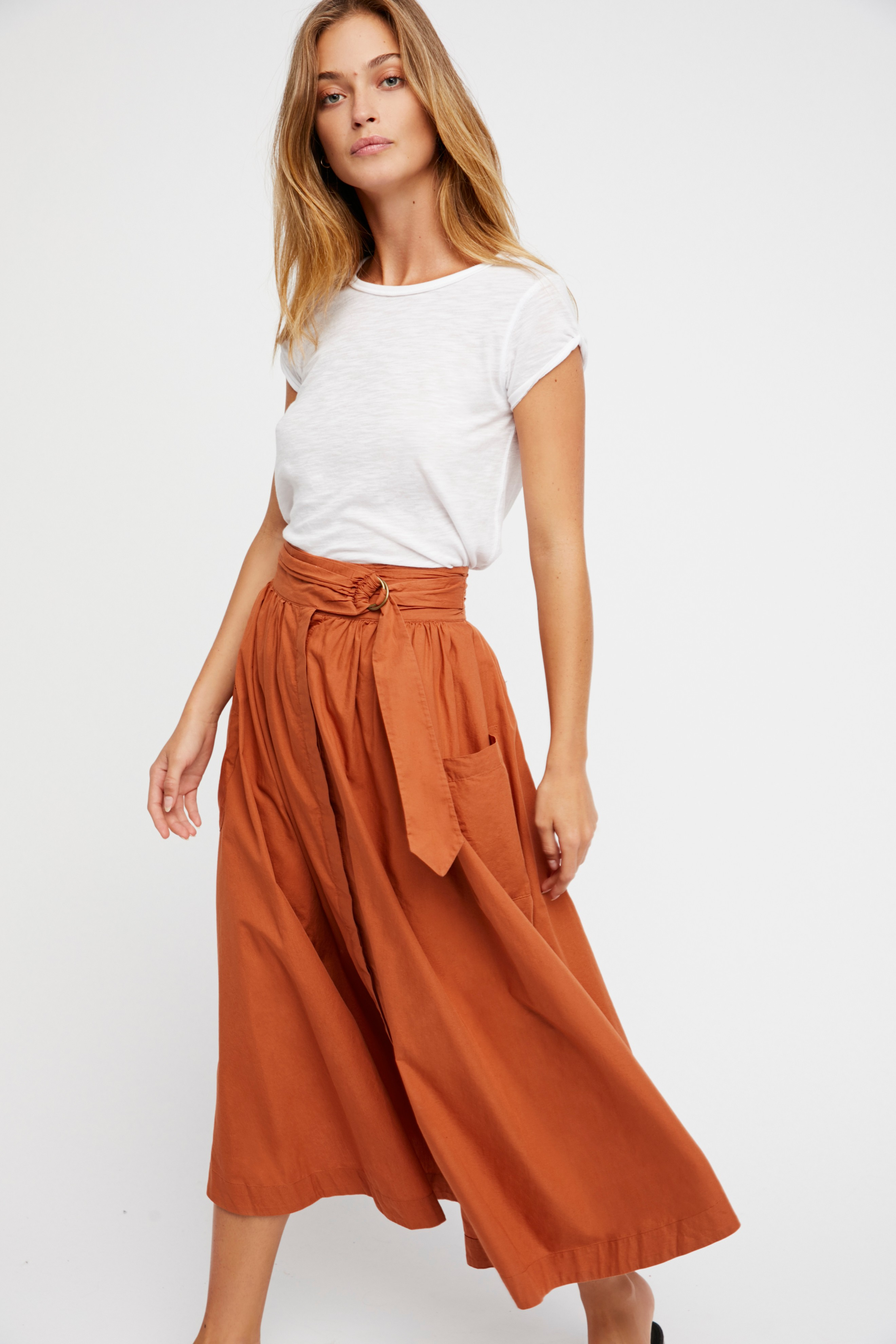 Shop the Dream of Me Midi Skirt