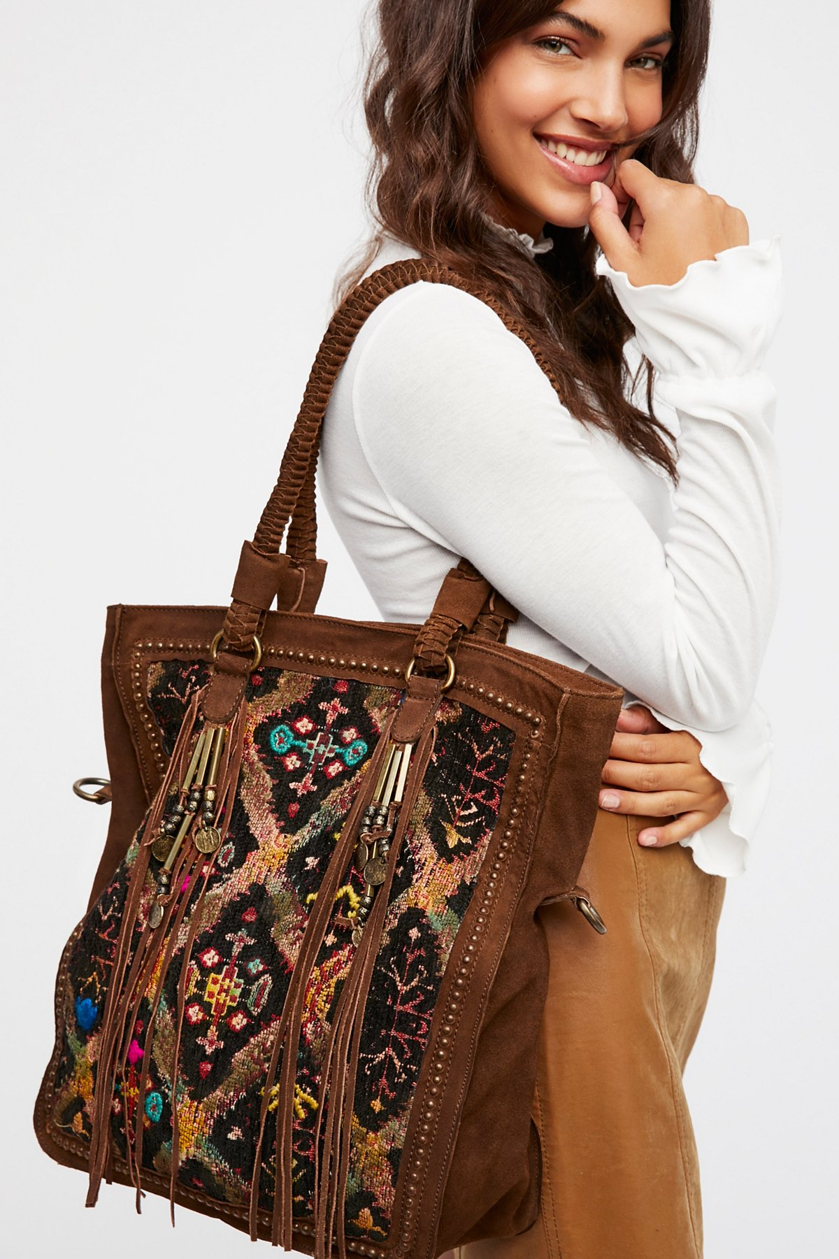 Paradise Valley Tote