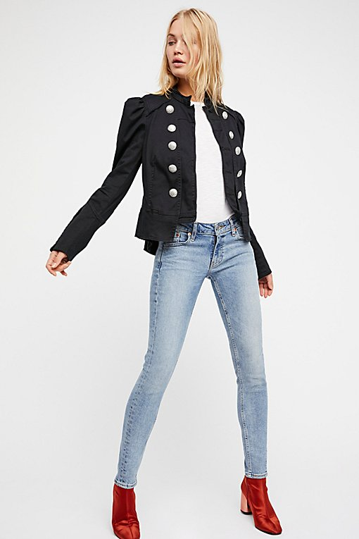 Product Image: Structured Puff Sleeve Blazer
