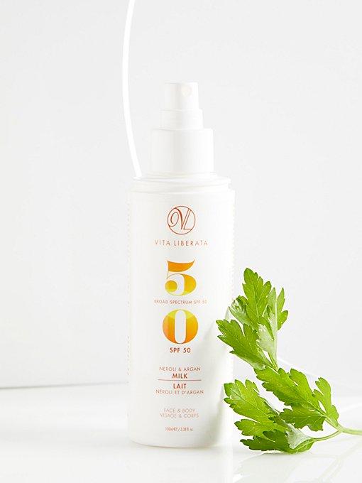Product Image: Neroli and Argan Milk SPF 50