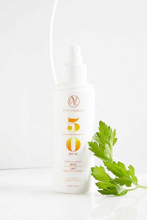 Product Image: Neroli and Argan Milk SPF 50