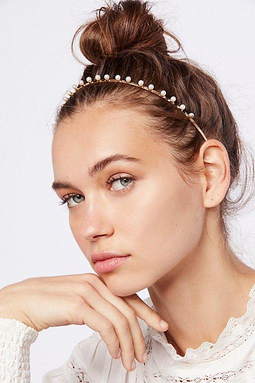Product Image: Sleek Pearl Headband