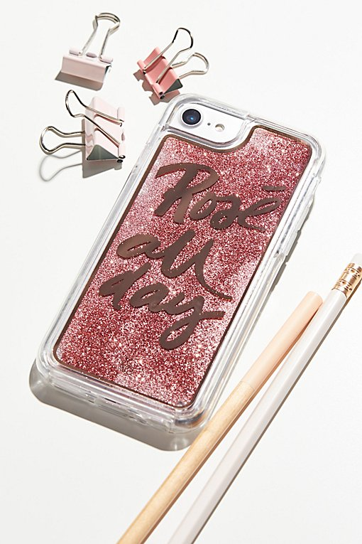 Product Image: Printed Glitter iPhone Case