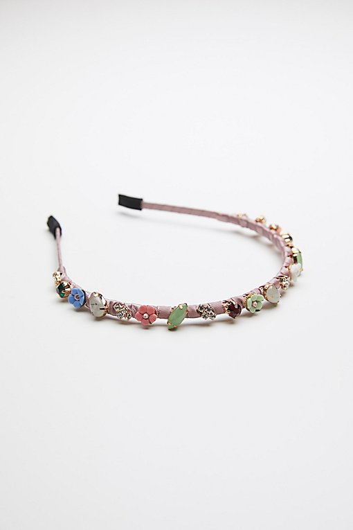 Product Image: Mixed Stone Headband